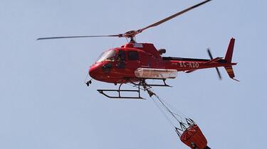 De blushelikopter