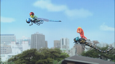 Libellenvlucht