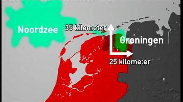 Aardbevingen door gasboringen
