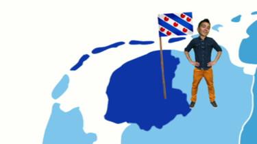 De regio Friesland