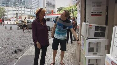 Welvaart in Rio de Janeiro