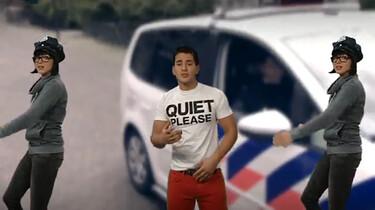 De politierap