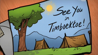 See you in Timboektoe