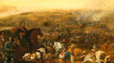 De slag bij Nieuwpoort
