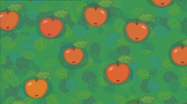 De avonturen van de appel