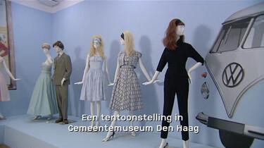 Mode in de jaren vijftig