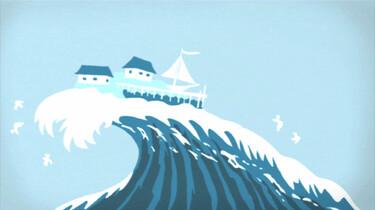 Clipphanger: Hoe ontstaat een tsunami?