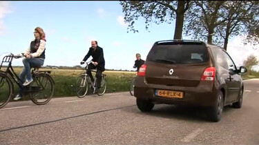 Een veilig fietspad