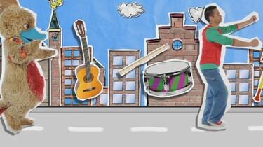 Muziek maken met elkaar