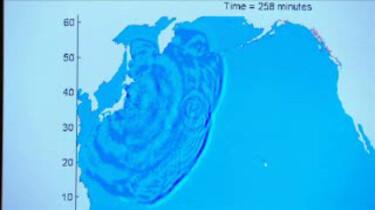 Onderzoek naar tsunami's