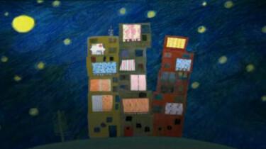 Kijken naar de maan: Bij de buren