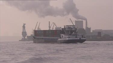 De Amsterdamse haven