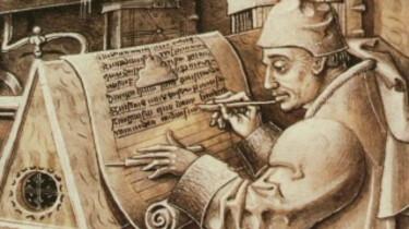 Middeleeuwse boekproductie