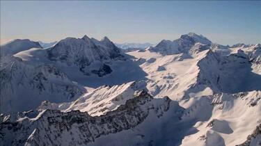 Hoe zijn de Alpen ontstaan?