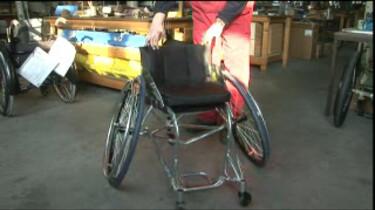Hoe wordt een rolstoel gemaakt?