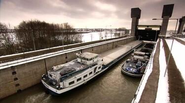 Kanalen en sluizen