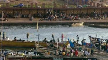 De verovering van fort Elmina