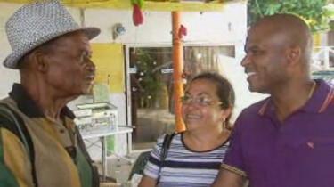 Slaven op de plantages op Curaçao
