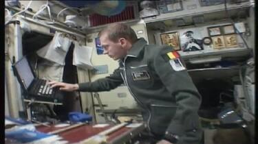 Leven aan boord van ISS