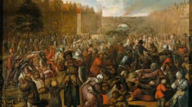 Het beleg van Leiden