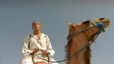 Reizen door de woestijn