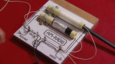 Een AM radio maken