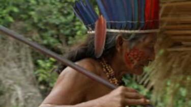Nederzettingen in de Amazone