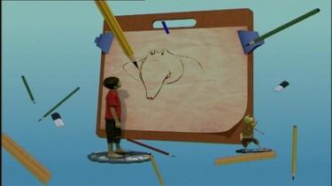 De wereld van animatie