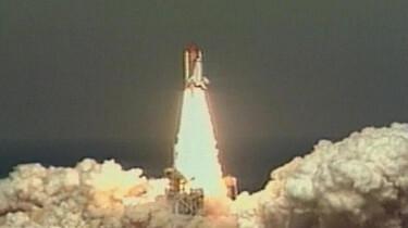 Een raket lanceren