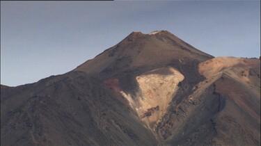 Vulkanen op Tenerife