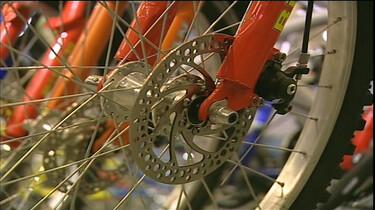 Hoe worden fietsen gemaakt?