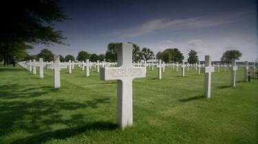 Een monument voor oorlogsslachtoffers