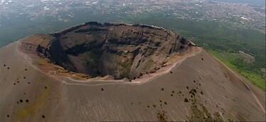 Rosario woont vlakbij een vulkaan