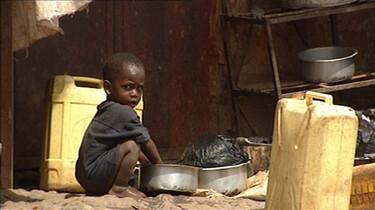 Opklimmen in Oeganda