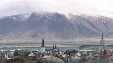 Geisers en vulkanen in IJsland