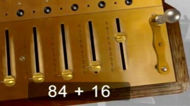 De arithmometer