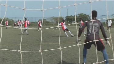 Feyenoord in Ghana