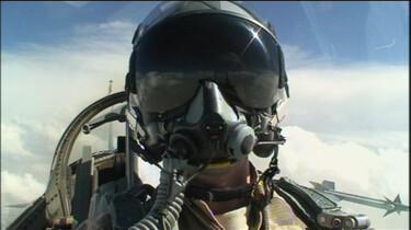 Vliegen met een F16