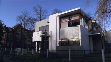 Werelderfgoed Rietveld Schröderhuis