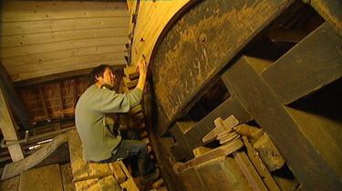 Onderhoud van een molen