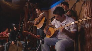 Turkse volksmuziek