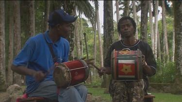 Surinaamse percussie