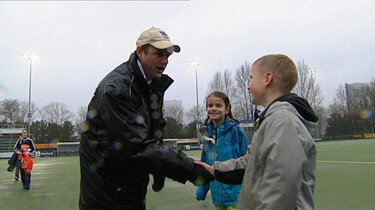 De hockeycoach