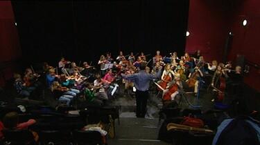 Het jeugdorkest