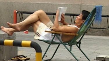 Chinees relaxen