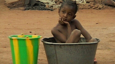 Familiebanden in Mali