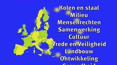 De geschiedenis van de Europese Unie