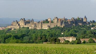 Een middeleeuwse stad