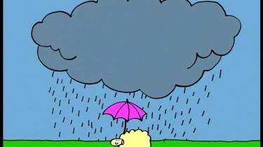 Waar komt regen vandaan?