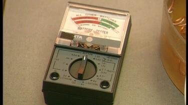 Stroommeter
